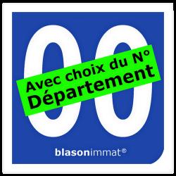 Choix du N° Département