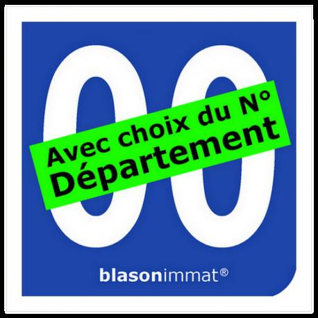 Option Choix du N° Département